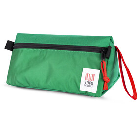 Topo Designs Dopp Kit, green/green